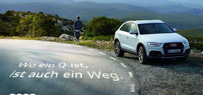 UMP-Song im neuen Audi-Werbespot