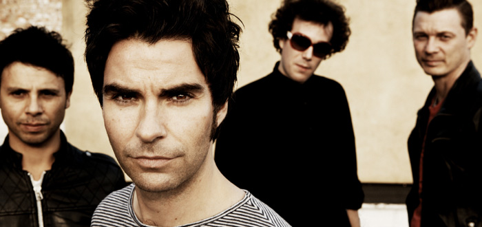 Stereophonics release 'Graffiti on the Train'