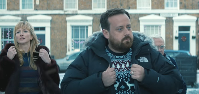 Jamie N Commons for Littlewoods Christmas ad