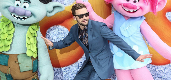 Justin Timberlake receives first Oscar nomination for 'Best Song'