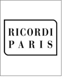 Editions Ricordi Paris