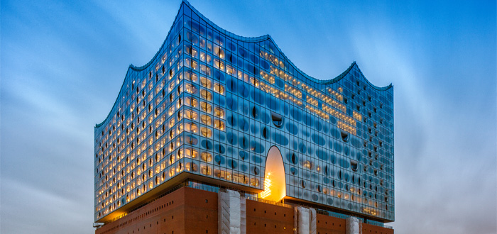 I nostri compositori all'Elbphilharmonie