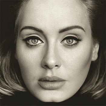 Adele publica su tercer álbum