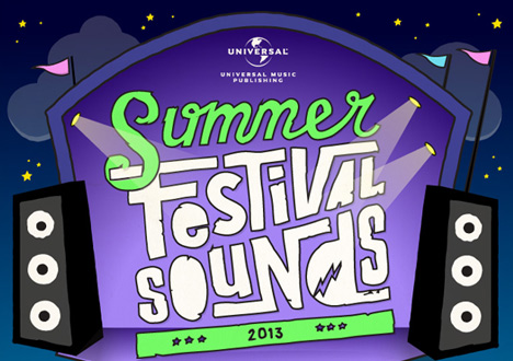 Summer Festival Playlist