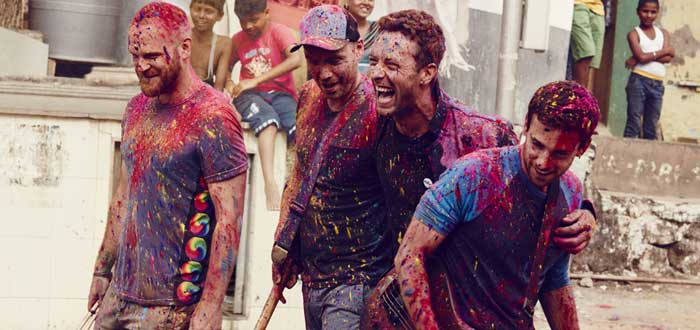 Coldplay: Most Streamed Band in the World